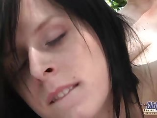 OLD YOUNG Romantic Sex Outdoor Fat Old Man Fantastic Teen